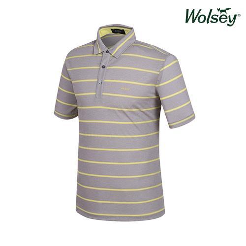 여름 남성 반팔 티셔츠 W62MTJ660GR