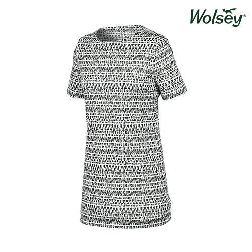 여름 여성 반팔 티셔츠 W62LTP84SKH
