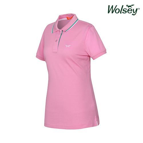 여름 여성 반팔 티셔츠 W52LTS51DLP