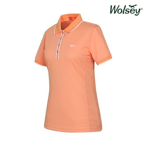 여름 여성 반팔 티셔츠 W52LTS53DLO