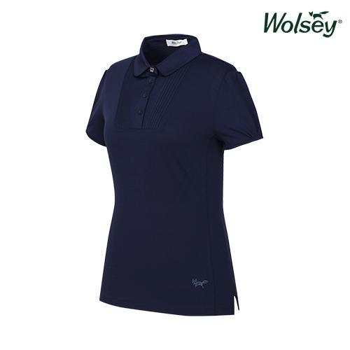 여름 여성 반팔 티셔츠 W62LTS600NV