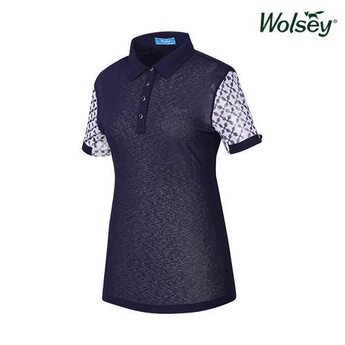 여름 여성 반팔 티셔츠 W62LTM52RNV