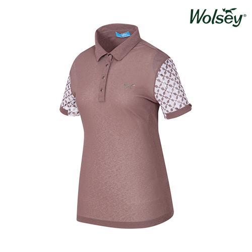 여름 여성 반팔 티셔츠 W62LTM52RLB