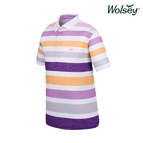여름 남성 메쉬 반팔 티셔츠 W62MTP72DOR
