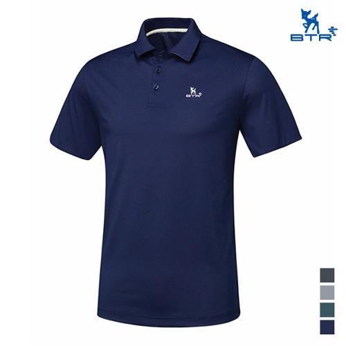 [BTR] 카라포인트 반팔 티셔츠 트레이(남성) BOT0497M