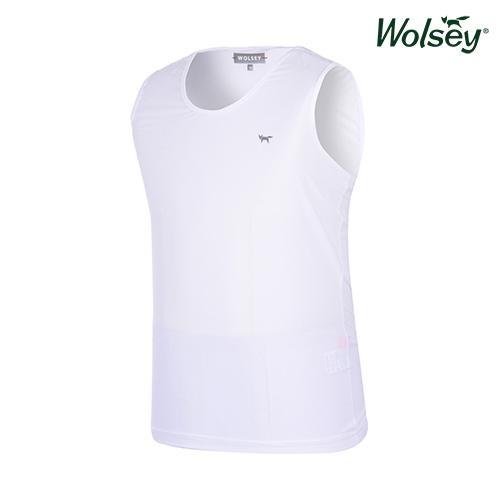 남성 냉감 민소매 티셔츠 W62MTL99DWT
