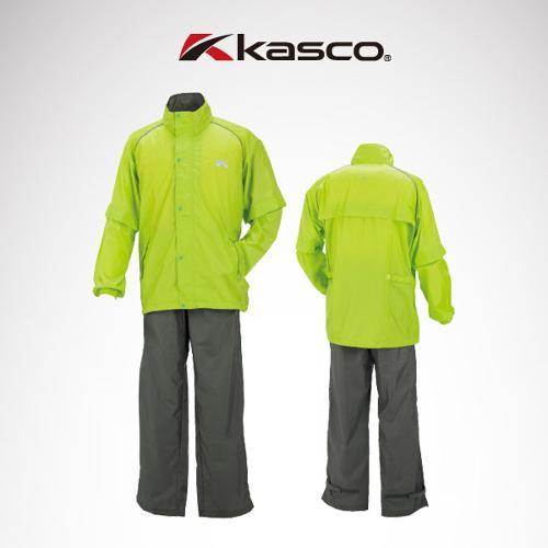 카스코 정품 남성용 비옷 레인웨어 상하의 세트 ARW-006