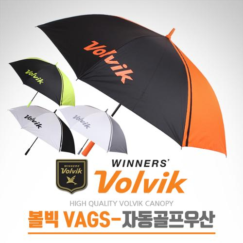 [2017년신제품]볼빅골프정품 VAGS 75cm 자외선차단 골프 자동우산(VAGSUM01)