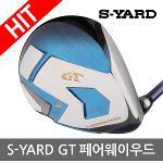에스야드 S-YARD GT  남성 페어웨이 우드