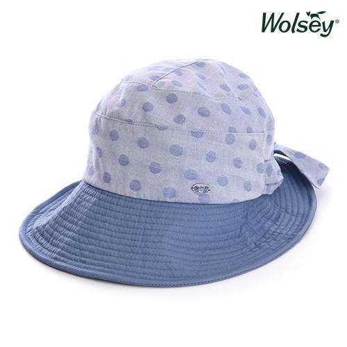 여성 벙거지 모자 W61LZC050BL
