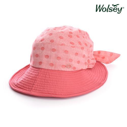 여성 벙거지 모자 W61LZC050RD