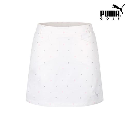 [푸마골프] 여성 패턴 스커트 923377-03_GA