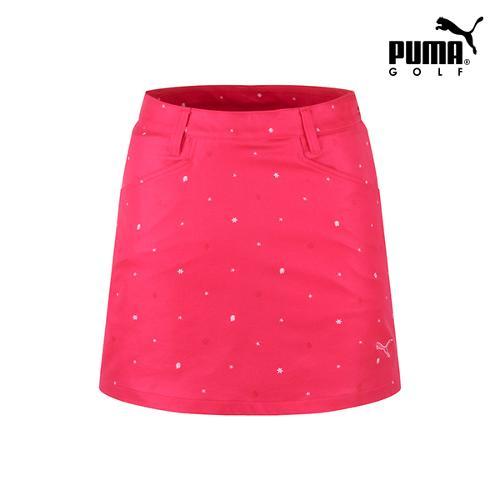 [푸마골프] 여성 패턴 스커트 923377-02_GA