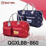 데니스골프 QGXLBB-860 여성 보스턴백 옷가방