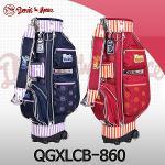 데니스골프 QGXLCB-860 여성 캐디백 골프백