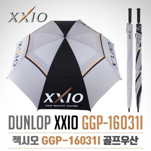 [2017년신제품-9.5인치]던롭 젝시오정품 GGP-16031I 자외선차단 62인치 이중방풍 우산