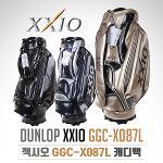 [2017년신제품-9.5인치]던롭 젝시오정품 GGC-X087L 9.5인치 투어 캐디백-3종칼라