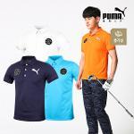 [푸마골프] 남성 기능성 반팔 티셔츠 6종 모음_GA