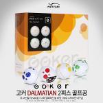 팬텀[고커] 달마시안(DALMATIAN) 골프볼(2피스/12알)