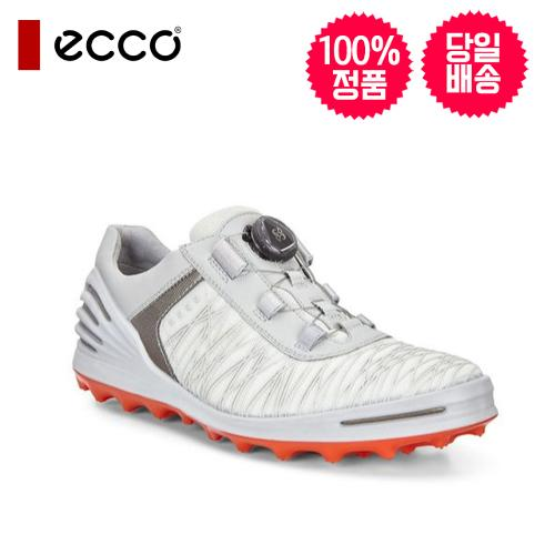 ECCO MENS CAGE PRO BOA/SHADOW WHITE/133014-00152