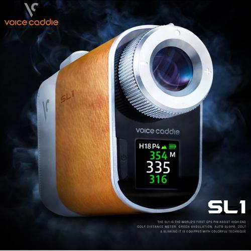 보이스캐디 한국 정품 SL1 하이브리드 GPS 레이저