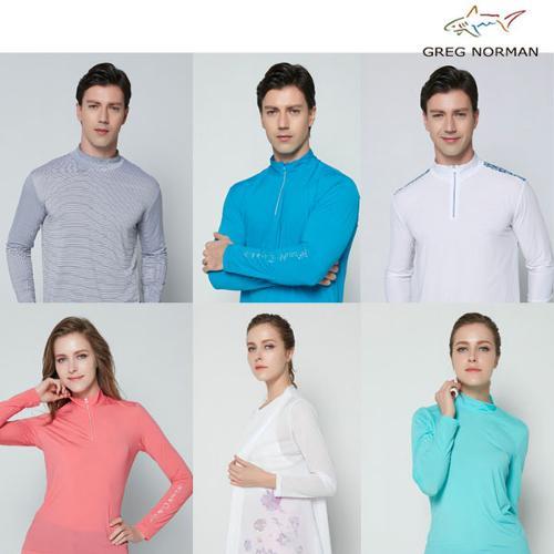 그렉노먼 홈쇼핑히트 남녀 여름 냉감티셔츠 이너웨어