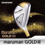 마루망 GOLDⅢ 골드3 유틸리티우드 남성