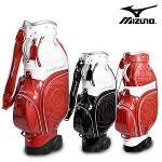 미즈노 라루즈 2 캐디백 5LKC171100 경량 바퀴형 골프백 골프가방 골프용품 필드용품 MIZUNO LA ROUGE II CB