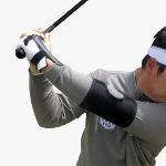 [BARO] 팔꿈치교정기 /백스윙팔꿈치자세교정/골프자세교정기
