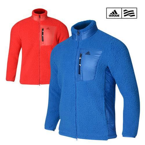 아디다스 플리스 자켓 AF0289 AF0291 양털 보아 후리스 겨울자켓 겨울점퍼 방한점퍼 adidas fleece JKT