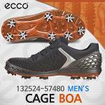 에코 132524-57480 CAGE BOA 골프화 남성