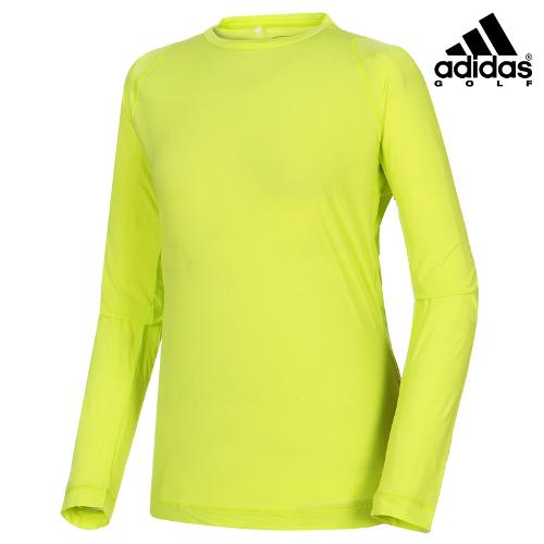 [아디다스골프] 여성 스포티 솔리드 티셔츠 B87121_GA