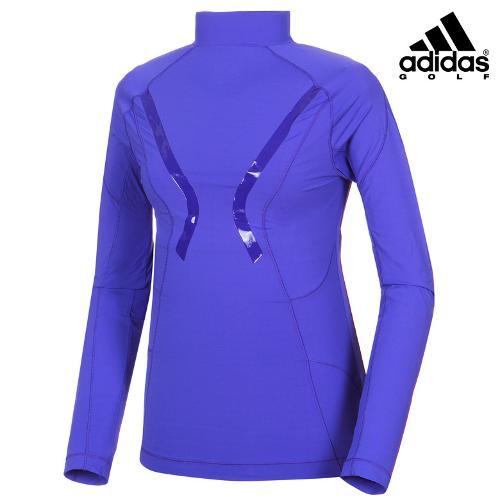 [아디다스골프] 여성 테크핏 터틀넥 티셔츠 B86955_GA