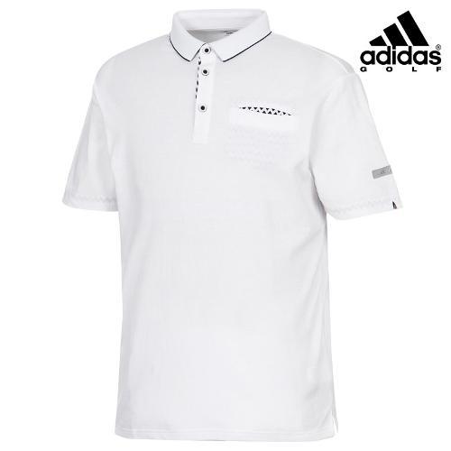 [아디다스골프] 남성 캐주얼 카라 티셔츠 A04255_GA
