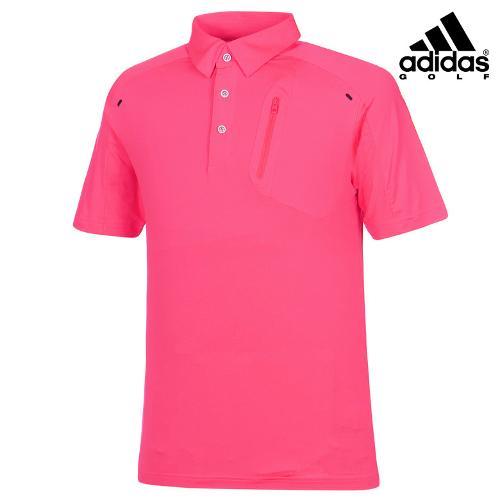 [아디다스골프] 남성 스포티 카라 티셔츠 B87133_GA