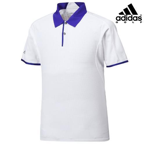 [아디다스골프] 남성 카라 배색 캐주얼 티셔츠 B88258_GA