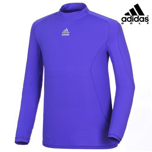 [아디다스골프] 남성 절개라인 터틀넥 티셔츠 B86957_GA
