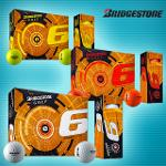 [브리지스톤정품] E6 골프볼[3색상][3피스]