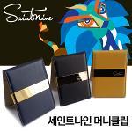 [이메일특가]세인트나인 머니클립/지갑/선물용