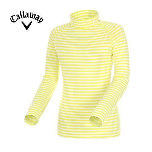 [캘러웨이]여성 스트라이프 래글런 티셔츠 CWTHD7109-204