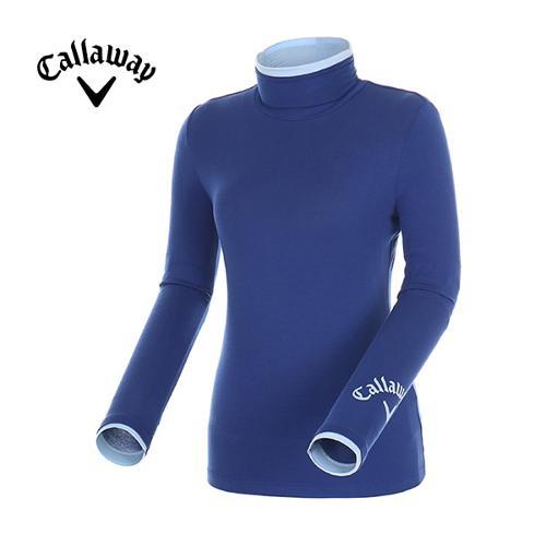 [캘러웨이]여성 하프넥 스트레치 티셔츠 CWTHD7117-907
