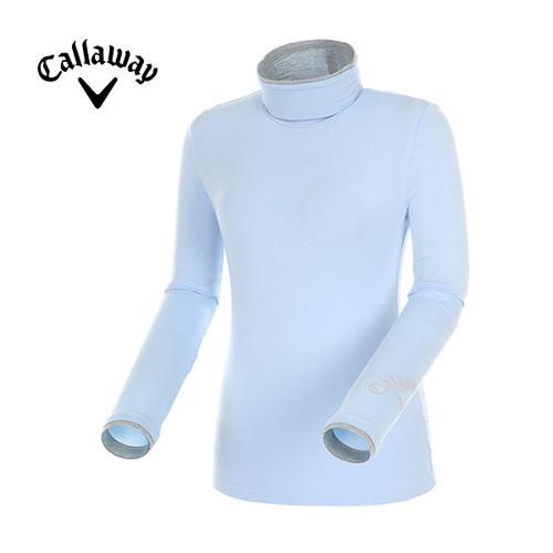 [캘러웨이]여성 하프넥 스트레치 티셔츠 CWTHD7117-920