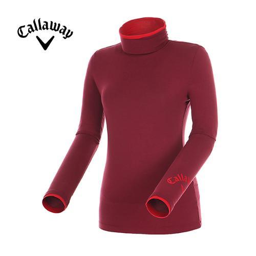 [캘러웨이]여성 하프넥 스트레치 티셔츠 CWTHD7117-415
