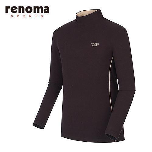 [레노마골프]남성 반폴라 레이어 티셔츠 RATS25561-BR