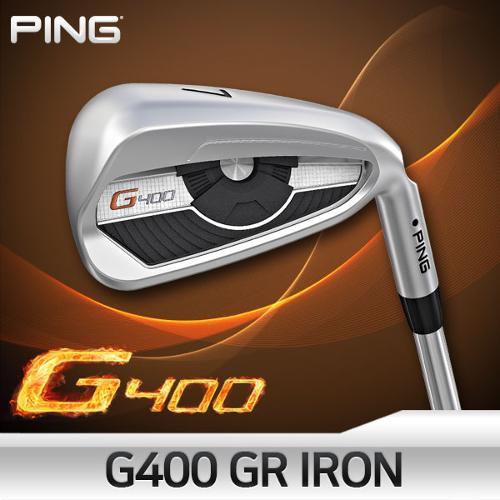 핑 G400 카본 아이언세트 8i / ALTA-J CB