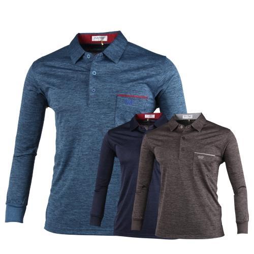 럭스골프 17년 F/W 카치온 어덜트 긴팔 티셔츠 RM7A425