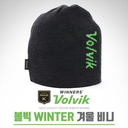 [특별한정F/W-겨울용]볼빅 골프正品 VAEFCP13 울원단 WINTER 겨울용 프리사이즈 비니 모자