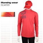 [일본수입정품] 먼싱웨어 SG1354 CO 반목 남성티셔츠