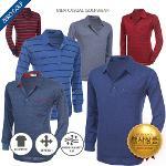 [파크타운] 편안한 긴팔셔츠 6종 택일