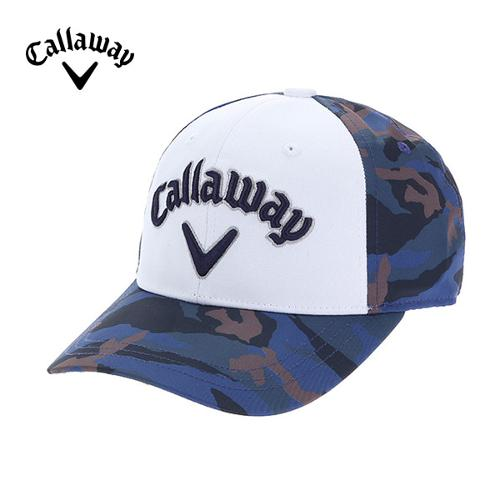 [캘러웨이]CGK 남성 카모플라쥬 스타일 캡 모자 CMGCF9009-915